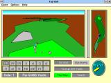 Microsoft Entertainment Pack 3 Windows 3.x Fuji Golf