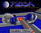 Tech Amiga Title screen