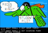 Scott Adams' Graphic Adventure #2: Pirate Adventure Apple II Polly wants a cracker