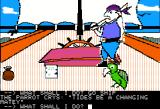 Scott Adams' Graphic Adventure #2: Pirate Adventure Apple II Awwrrr...