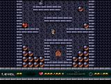 Unheart Atari ST A single heart in level 2. But a long way to bring the grenade down