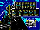 High Steel ZX Spectrum Title screen
