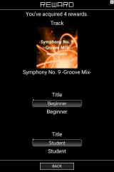 Groove Coaster 2: Original Style Android An overview of some rewards