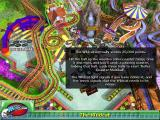 3-D Ultra Pinball: Thrillride Windows The Pinball Vault option on the main menu allows the player to examine areas of the screen in detail