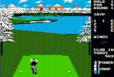 Famous Courses of the World: Vol. II Apple II Start of the first hole of the Glenmoor Country Club course