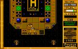 Battle Probe Atari ST Flying over a yellow eye gives an extra live! Great, and badly required