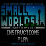 Small Worlds Browser Title screen.