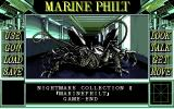 Nightmare Collection II: Marine Philt FM Towns Game over