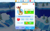 Ice Age: Avalanche Windows Apps Explanation of the lives system