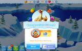 Ice Age: Avalanche Windows Apps Achievement unlocked along with extra stones