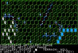 The Battle of Shiloh Apple II Some gameplay.