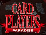 Card Players Paradise DOS Title Screen