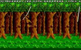 Jungle Boy Atari ST The screen is scrolling if you reach the next liana