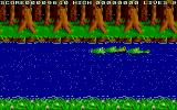 Jungle Boy Atari ST Oh, I got eaten