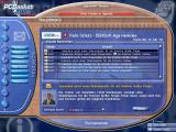 PC Basket 2003 Windows managerial main screen