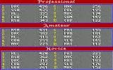 Grid Start Amiga High scores