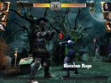 WWE Immortals iPad Love will hurt.