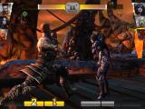 WWE Immortals iPad The fight continues with all three Immortals.