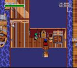 Neugier: Umi to Kaze no Kōdō SNES On a ship