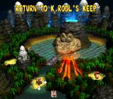 Donkey Kong Country 2: Diddy's Kong Quest SNES Lost world