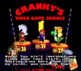 Donkey Kong Country 2: Diddy's Kong Quest SNES Now who's got the most DK coins?