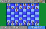 TeleGames CDTV Chess - top down view