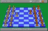TeleGames CDTV Chess - side view