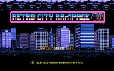 Retro City Rampage: DX DOS Title screen