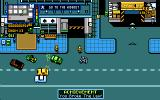 Retro City Rampage: DX DOS ♪ Breaking the law, breaking the law! ♪