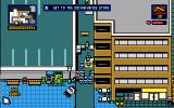 Retro City Rampage: DX DOS Swapping some lead with the cops