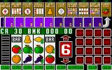 Fruit Machine Amiga Club Casino letter are lightened up by numbers