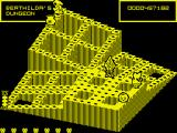Crystal Castles ZX Spectrum The last level.