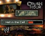 WWE Crush Hour PlayStation 2 One of the game's load screens