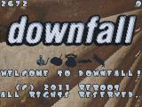 Downfall Atari ST With the extended graphic package (only runnable on 14MB) you can chose different background animations