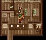 Princess Minerva SNES In a large house