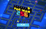 Pac-Man 256 Android Title screen