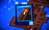 Pac-Man 256 Android A snapshop of the best score so far