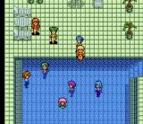 Princess Minerva SNES Girls in a pool
