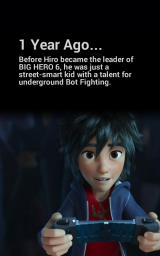 Big Hero 6: Bot Fight Android The prologue to the story
