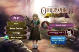 Otherworld: Shades of Fall (Collector's Edition) iPhone Title and main menu