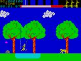 Jasper! ZX Spectrum In game - Tarzat