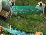 Star Ocean: The Second Story PlayStation Standard Dialog