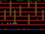 Monsters in Hell ZX Spectrum get away! get away! arrgghh... cornered with vampires.