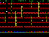 Monsters in Hell ZX Spectrum Mummies one by one come to see the new attraction (this was news in hell!). The fun was to reach the higher point and let break yourself in the floor scattering the bones all around. Good o' times!