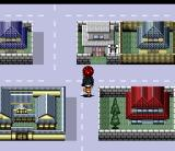 Ranma 1/2: Akanekodan-teki Hihō SNES City map