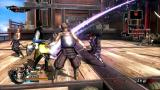 Sengoku Basara 4: Sumeragi PlayStation 4 And use it as a sword when teleporting behind foes.