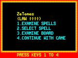 Chaos ZX Spectrum the force is strong with this one