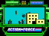 Action Force ZX Spectrum the jealous husband just tried to rocket me. damn these guys are nervous!