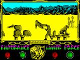 "The Way of the Tiger ZX Spectrum ""The Way of the Tiger"" movie! Soon in a theatre next to yaa! Kazzam!!!!"
