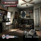 Madden NFL 06 PlayStation 2 The Superstar game mode<br>The player's apartment changes as their career progresses. In the apartment are key items like the map, see the next screenshot